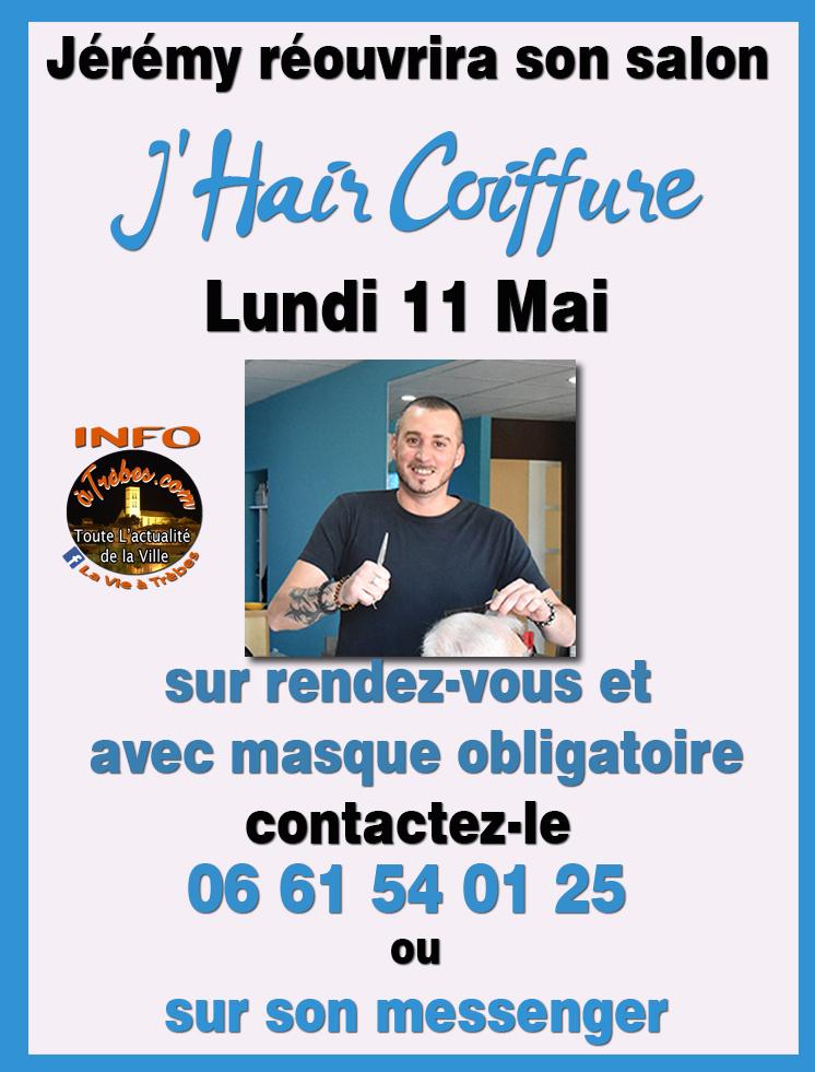 j'Hair mai2020