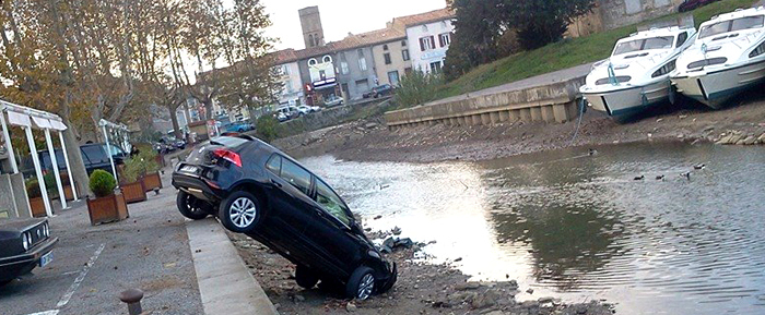 voiture canal nov2013