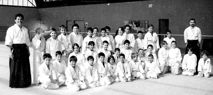 aikido-années90