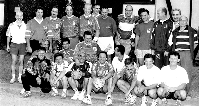 hand-années90- garçons Trèbes