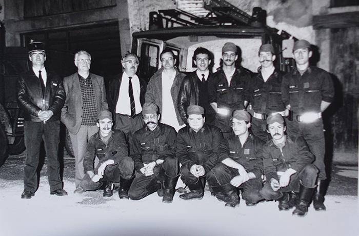 centre de secours 1988
