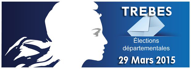elections départementales trèbes 2015 2eme tour