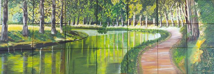 peintre expo2015