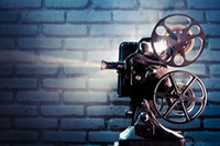 http://www.dreamstime.com/stock-photo-old-film-projector-dramatic-lighting-image22775510