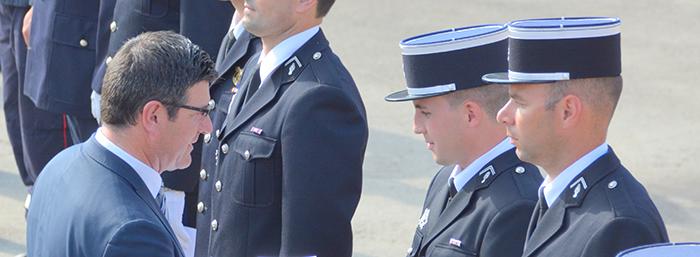 gendarmes honnorés juin2015
