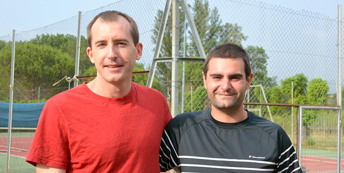 tennis finale tournoi interne