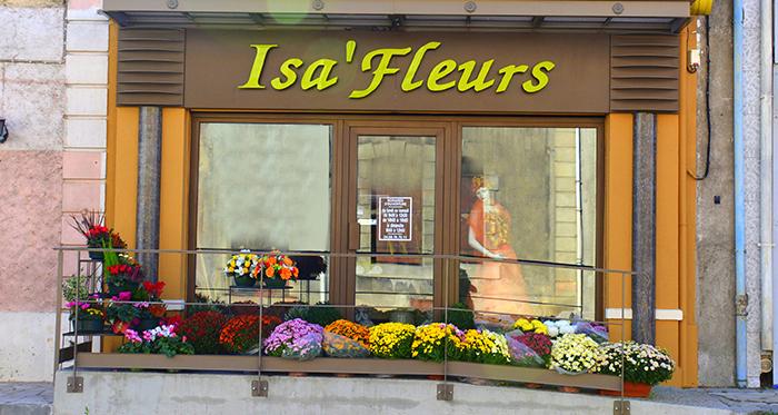 isa fleurs Trèbes 3