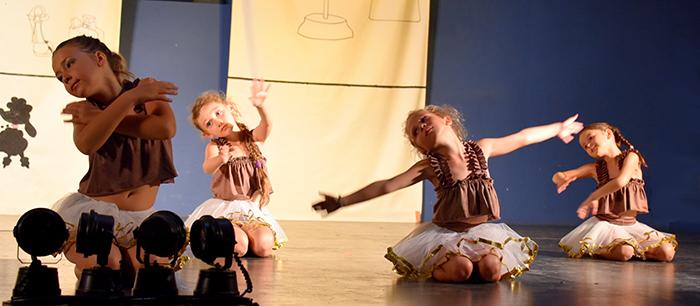 danse et Lumière
