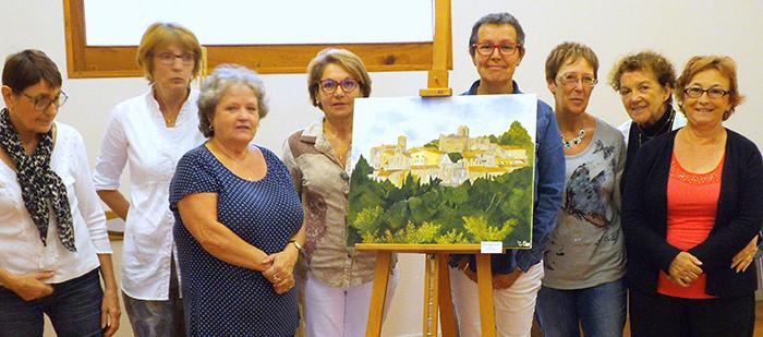 peintres expo sept 2015 bouilhonnac2