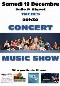 Music Show Concert noel2015