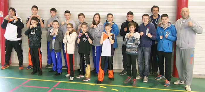 savate Equipe Aude 2016  jan2016