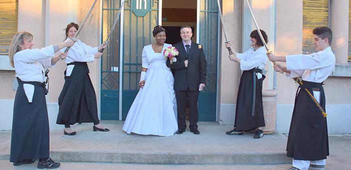 aikido mariage