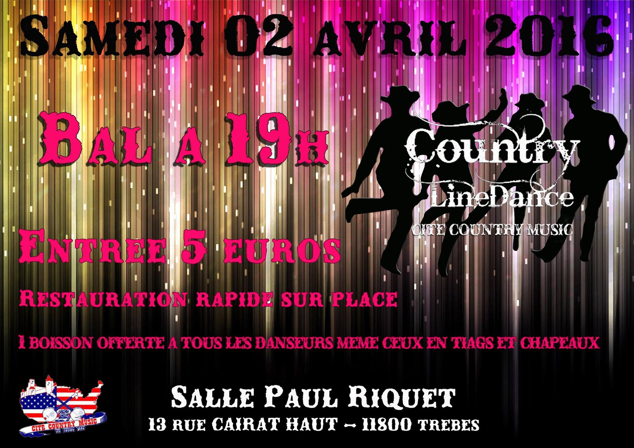 country 2 avr2016 annonce