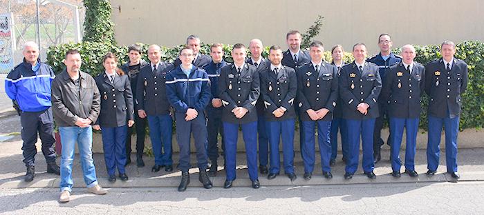 gendarmerie cob2016
