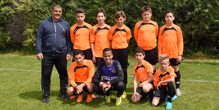 foot tfc U13 avril2016