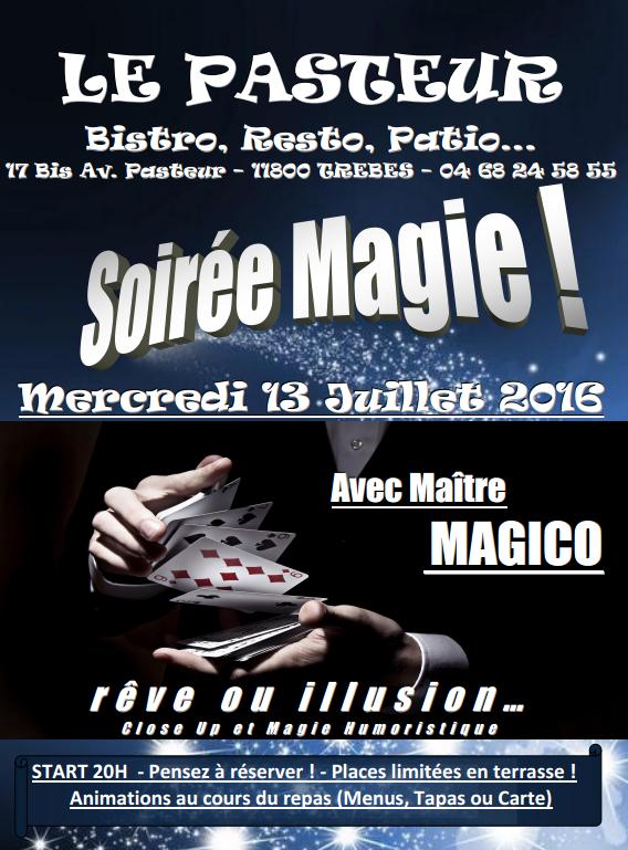 pasteur magie 13 juillet2016