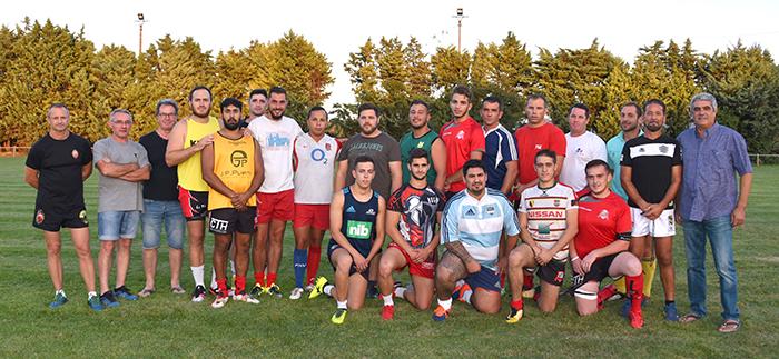 ust rugby Trèbes  sept2018