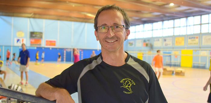 badminton Yves Raynaud