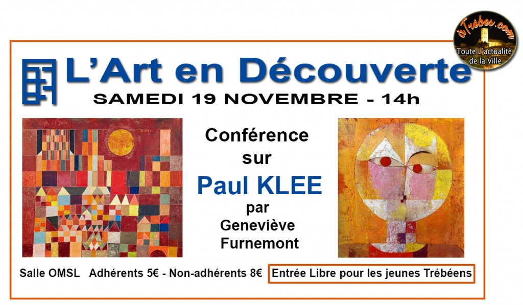 art en découverte flyer horizontal