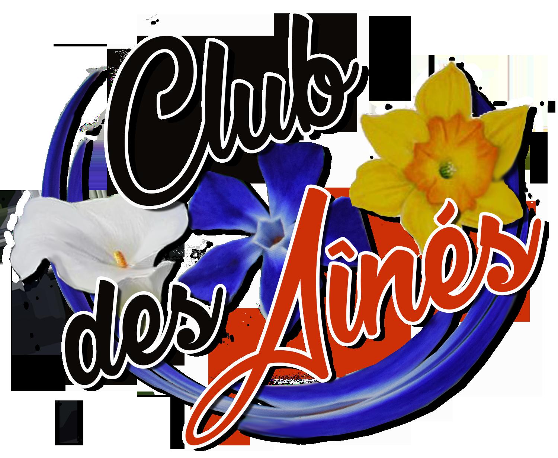 club des ainés logo PNG