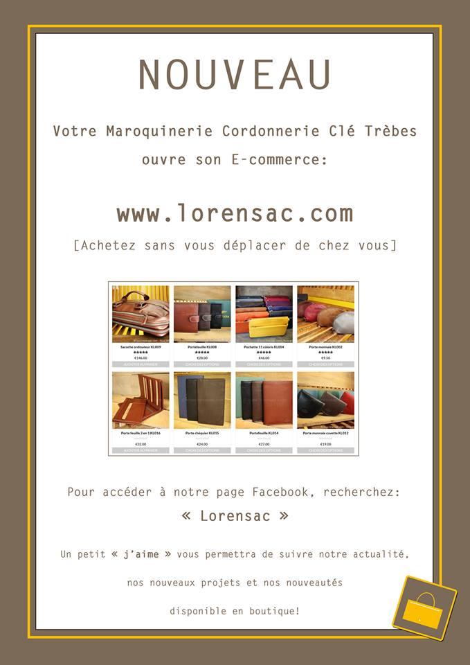 cordonnerie lorensac