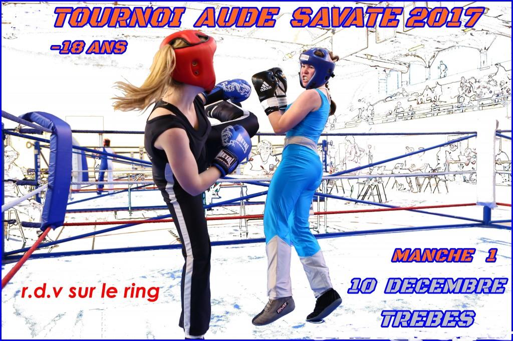 savate dec2016 affiche