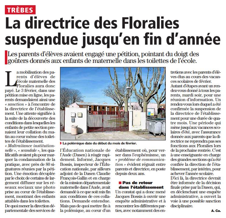 maternelle Floralies Indep