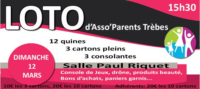 asso'parents loto