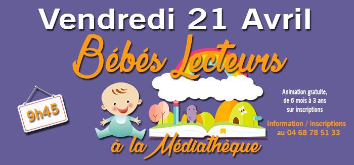 biblio bébé lecteurs