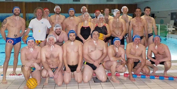 water polo pt