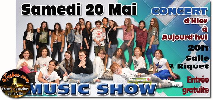 music show FB2