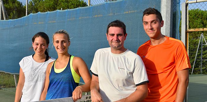 tennis finale open trèbes