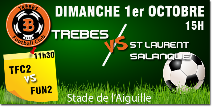 Foot TFC annonce1oct