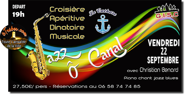 cathare Jazz o canal Trèbes