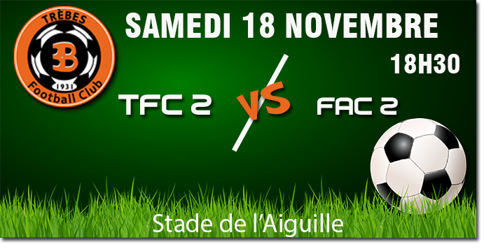 Foot TFC annonce 19 nov