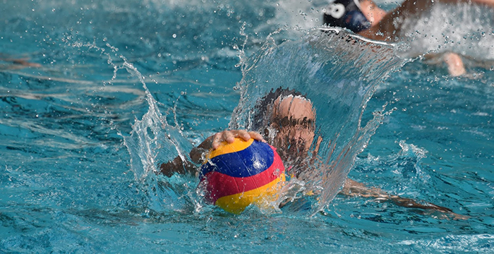 water polo trèbes