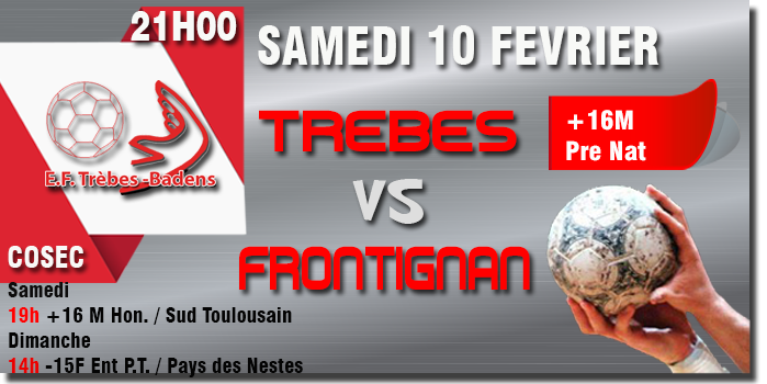 hand annonce10&11FEV