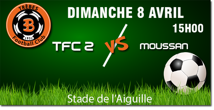 Foot TFC2 annonce 8 AVRIL
