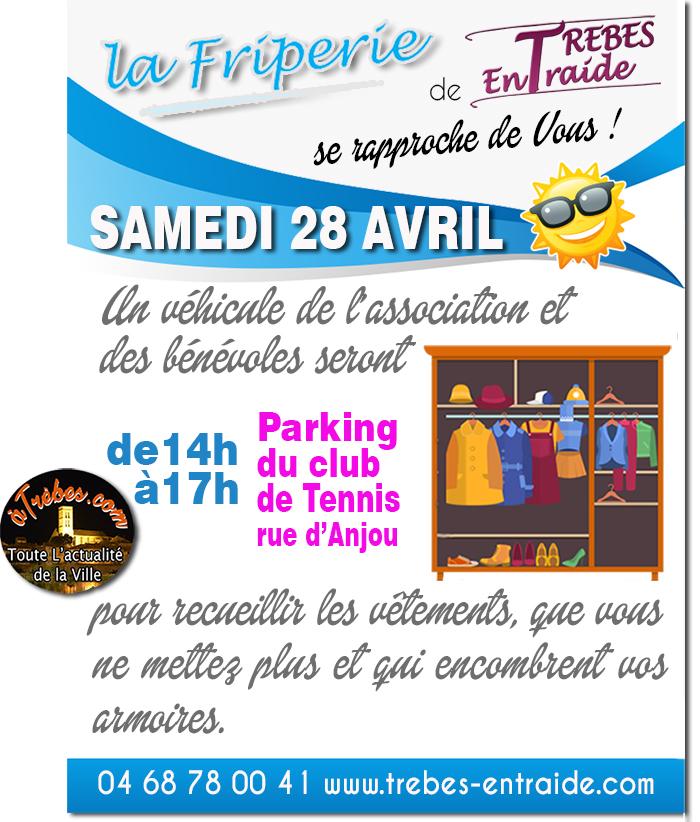 friperie parking tennis avril2018