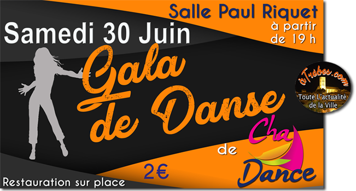 gala cha dance 2018 Trèbes