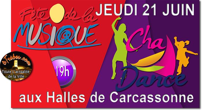 Cha dance21 juin2018 Trèbes