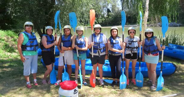 aqua cap kayak