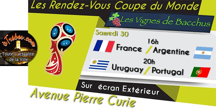 bacchus coupe du monde 2018 30 juin