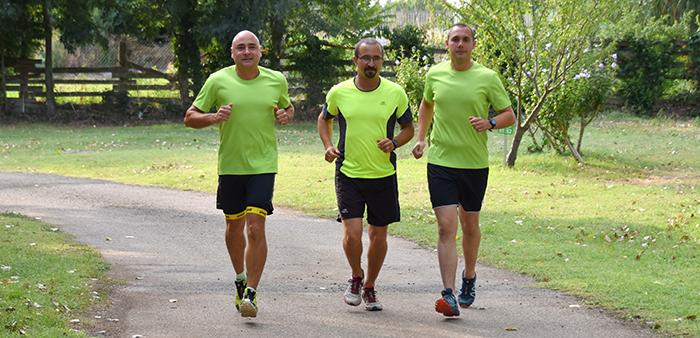 correr per tresbès course à pied Trèbes