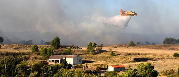 incendie Fontiès
