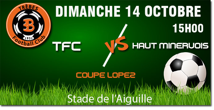 Foot TFC annonce 14 oct