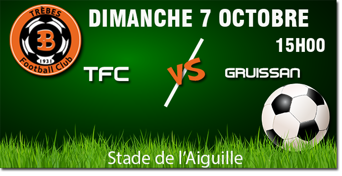 Foot TFC annonce 7oct