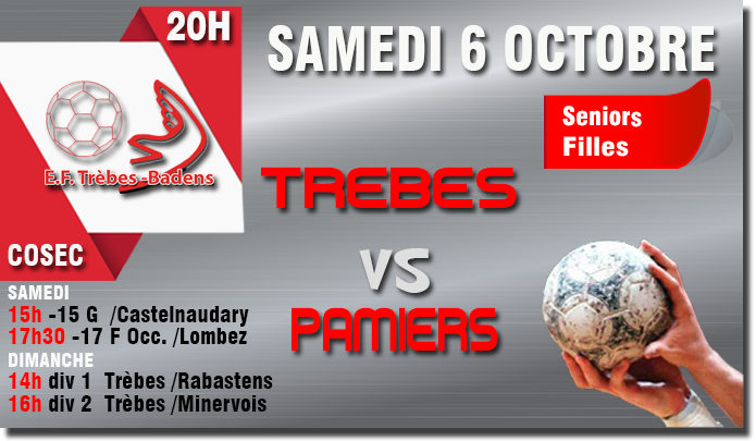 hand annonce  6oct2018