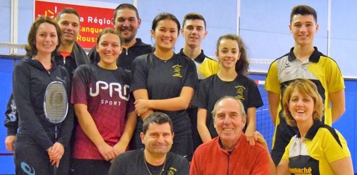 badminton Trèbes  jan2019