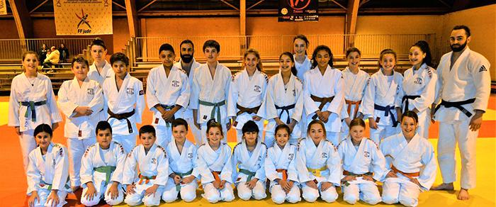 judo jan2019 Trèbes
